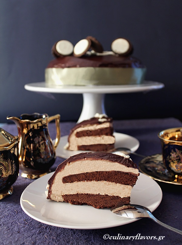 Chestnut Chocolate Torte 3a