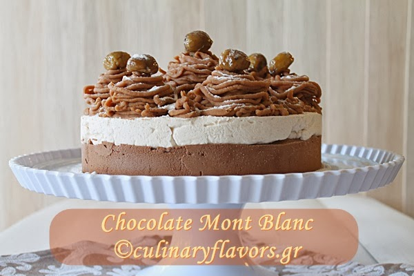Chocolate Mont Blanc 3a