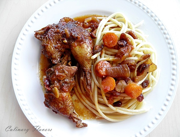 Pheasant in Wine Sauce 6