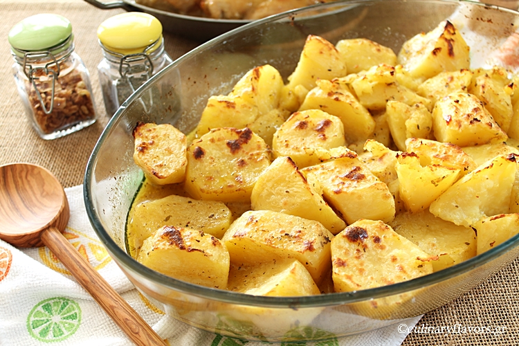 mustard-potatoes