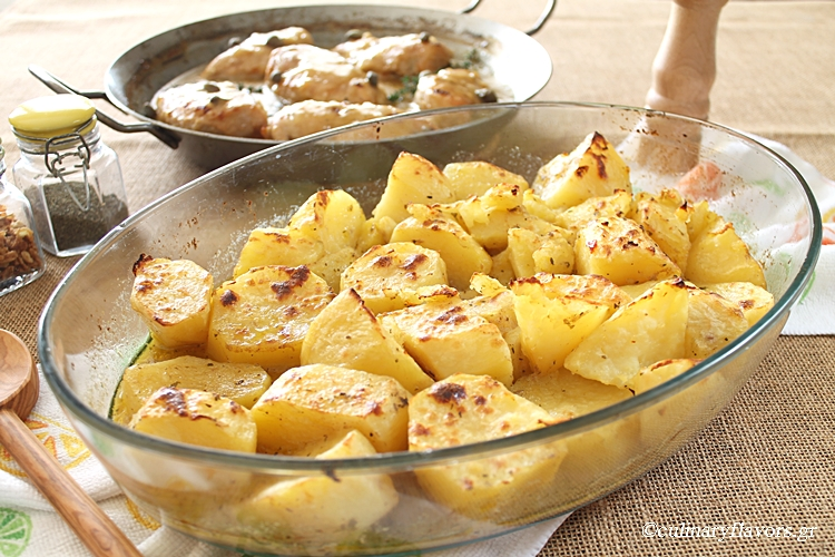 mustard-potatoes