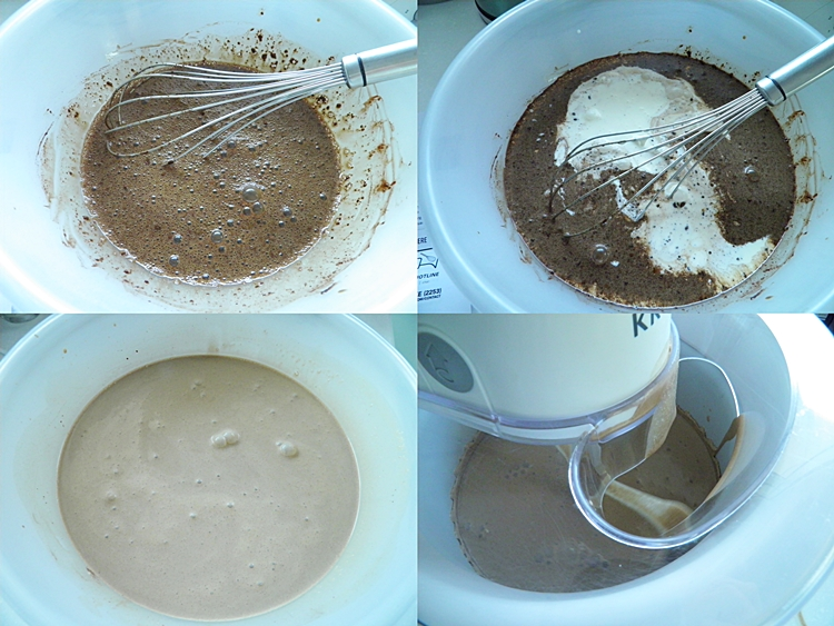 Mocha Ice Cream