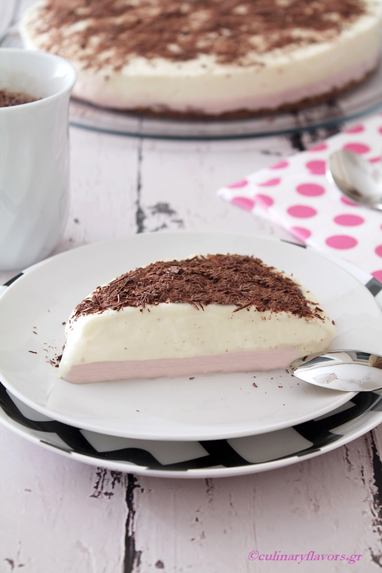 Yogurt Cream Torte