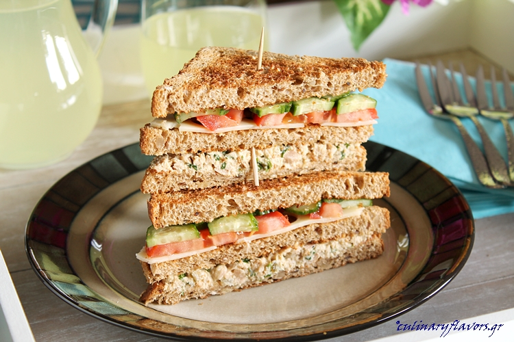 Tuna Salad Club