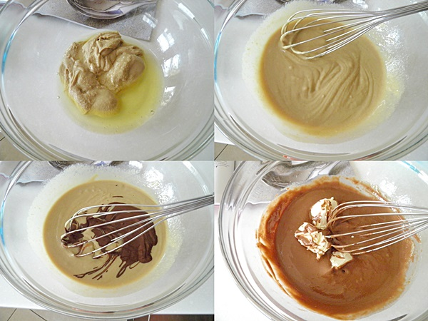 Choco-tahini Spread