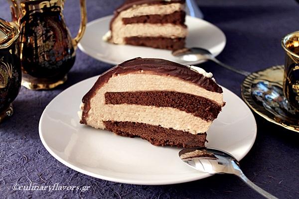 Chestnut Chocolate Torte