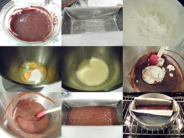 Peppermint Chocolate Torte