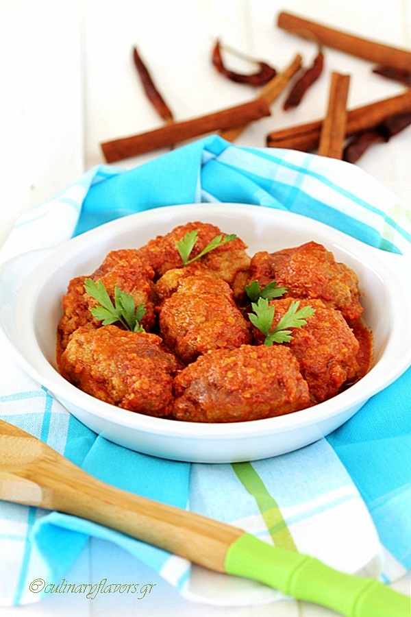 Spicy Meatballs 3a