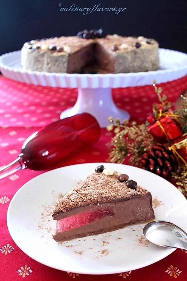 Dark Chocolate Torte 6b