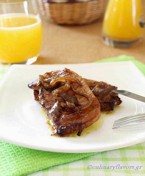 Pork Chops in Balsamic Sauce 1a
