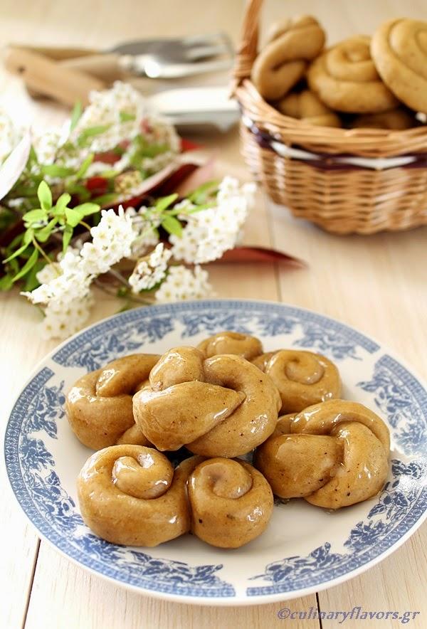 Soft Grape Molasses Cookies