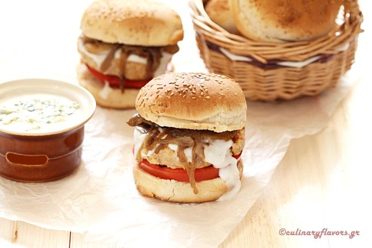 Turkey Burger