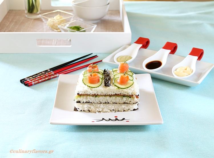 sushi-cake