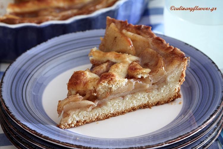 Apple Pasta Frola