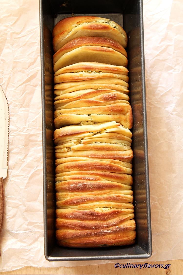 Feta Garlic Bread