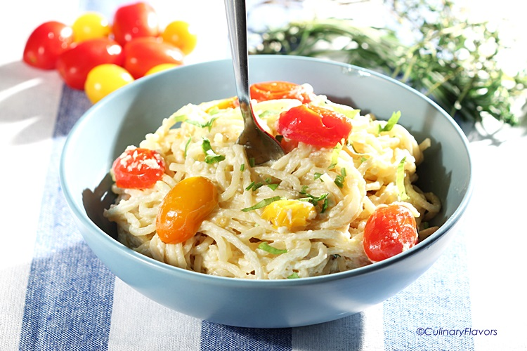 Quick and Easy Pasta